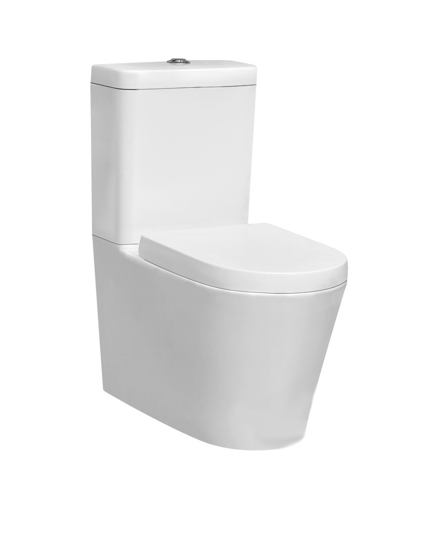 Argento Wall Faced Toilet Suites Australia