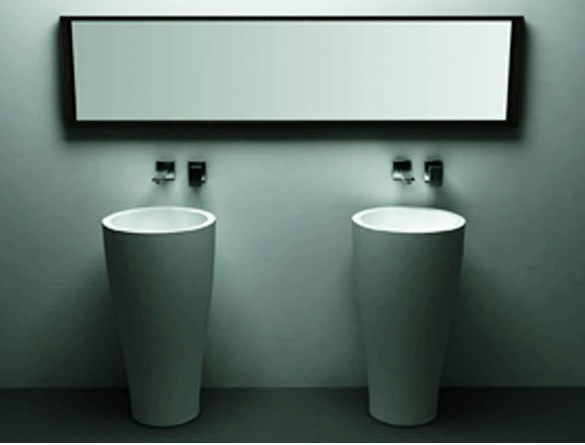 Curva Pedestal Basins