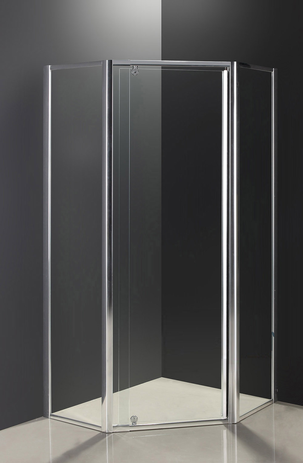 Semi Frameless Shower Designs Australia