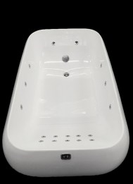 Double Deluxe Spa Bath 1790 x 1110 x 590