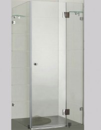 Square Frameless Shower Screens Australia
