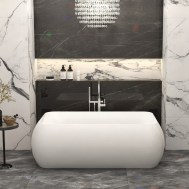 Double Deluxe Free Standing Bath 1790 x 1110 x 590